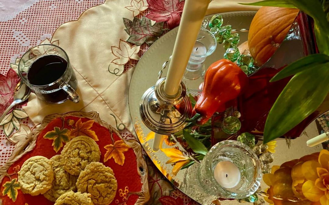 Good Morning Recipe Blog: Harvest Spice Pumpkin Cookies