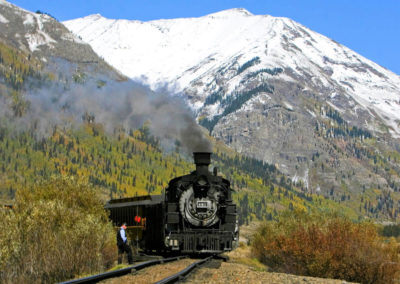 Durango Silverton Train - Bed & breakfasts & inns of Colorado Association