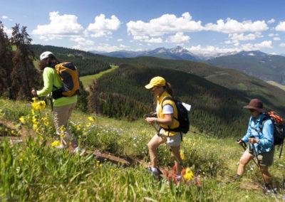 Summer Hiking Friends - Bed & breakfasts & inns of Colorado Association
