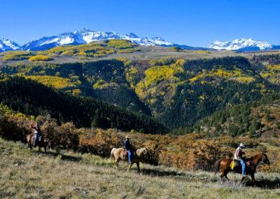 Taking Trail Ride - Bed & breakfasts & inns of Colorado Association